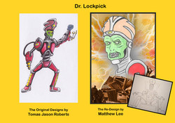 Resign - Dr. Lockpick