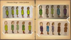Colour Gradient (Siriol)