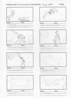 Original Storyboard - page 4