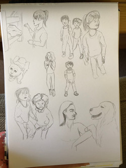 Life Drawing - references