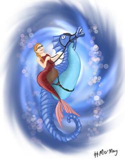 8. Mermaidize a friend
