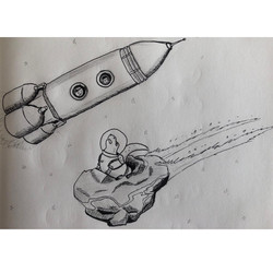 Day 16. Rocket