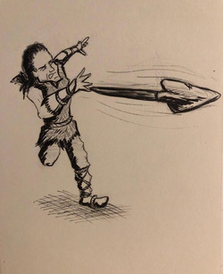 Day 9. Throw
