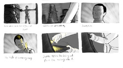 S3EP2 ending storyboard - page 1