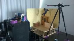 The set studio