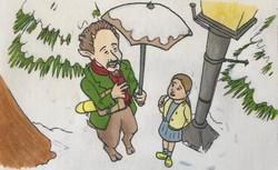 TLTWATW - Lucy meets Mr Tumnus