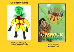 Redesign - Colonel Plutonio