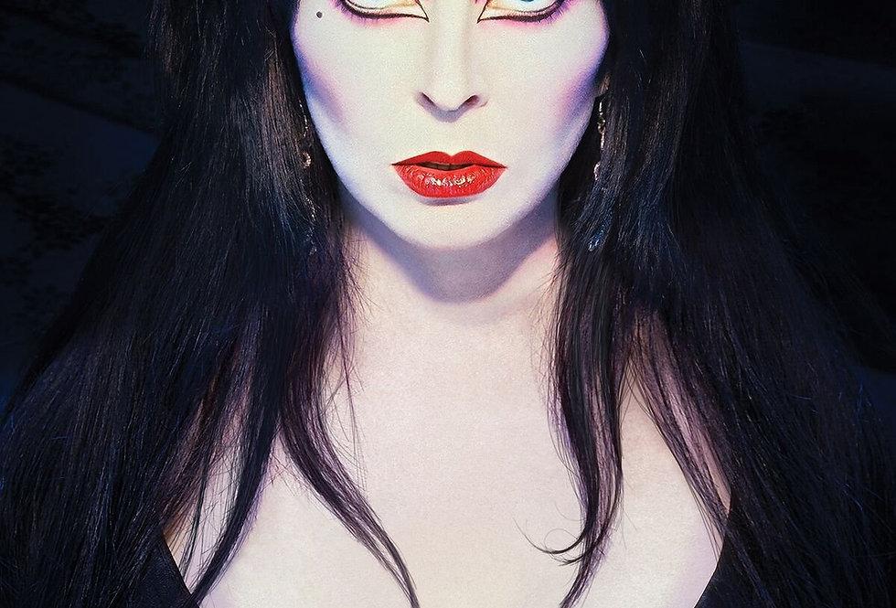 Elvira, Mistress of the Dark Hardcover Book