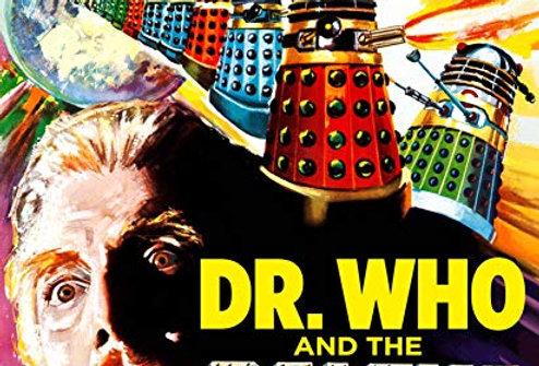 Dr Who and the Daleks (Kino) (Blu-Ray)