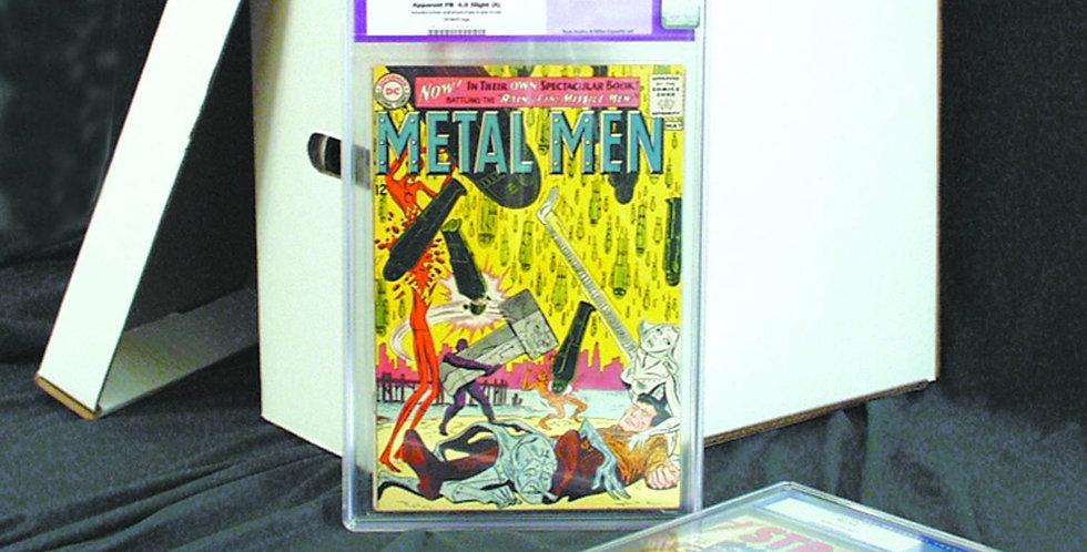 GRADED COMIC STORAGE BOX (ORDER IN 5'S)