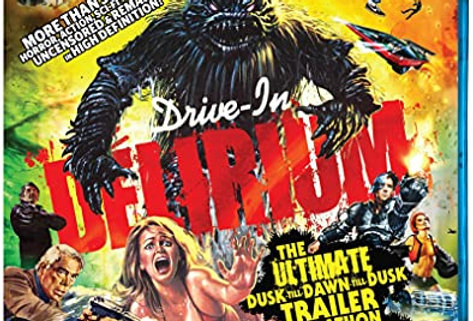 Drive-In Delirium: The Ultimate Dusk to Dawn to Dusk Traile (Umbrella) (Blu-Ray)