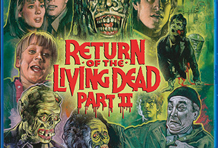 Return of the Living Dead Part II (Coll. Edition)