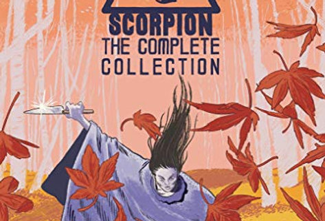 Female Prisoner Scorpion Collection (Standard Reissue Arrow US)