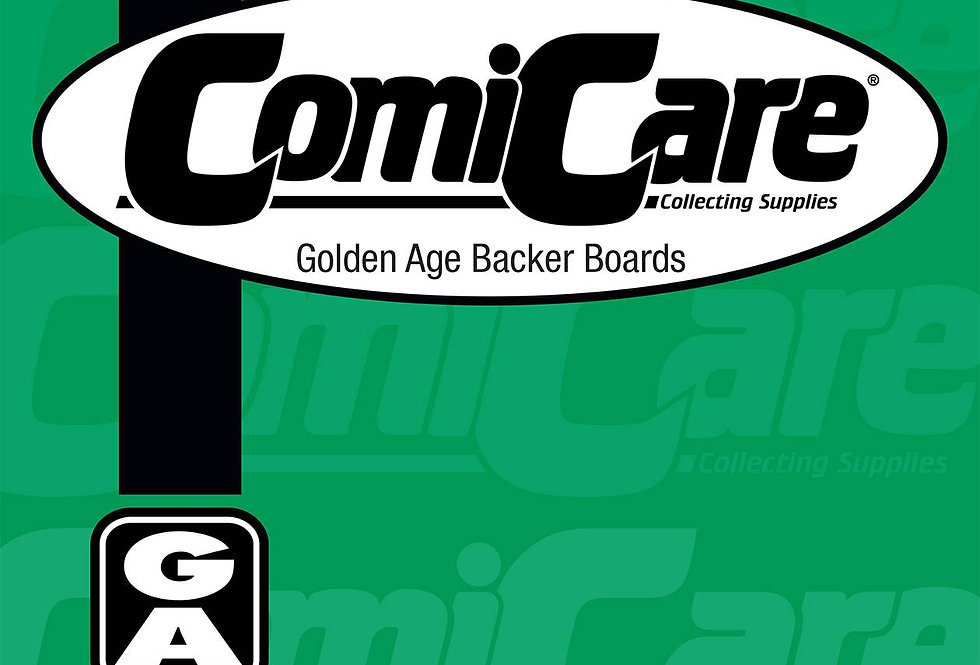 COMICARE GOLDEN BOARDS (SOLD IN 50)