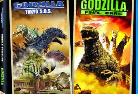 Godzilla: Final Wars / Godzilla: Tokyo Sos