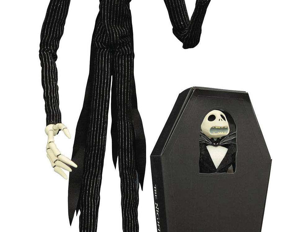 Nightmare Before Christmas:JACK Unlimited Coffin Doll
