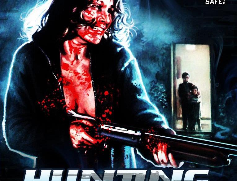 HUNTING GROUND (1983) DVDr