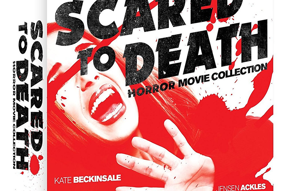 21 Horror Movie Collection: Scared To death  [Import]