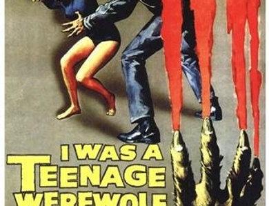 I Was A Teenage Werewolf (Dvd-R)