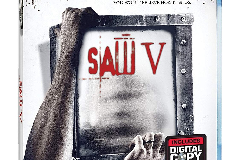 Saw V: Director's Cut [Blu-ray]