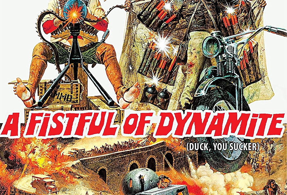 Fistful of Dynamite AKA Duck You Sucker [Import] (Blu-Ray)