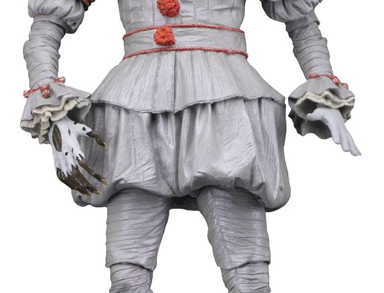 IT 2017 WELL HOUSE PENNYWISE ULTIMATE 7IN Action Figure