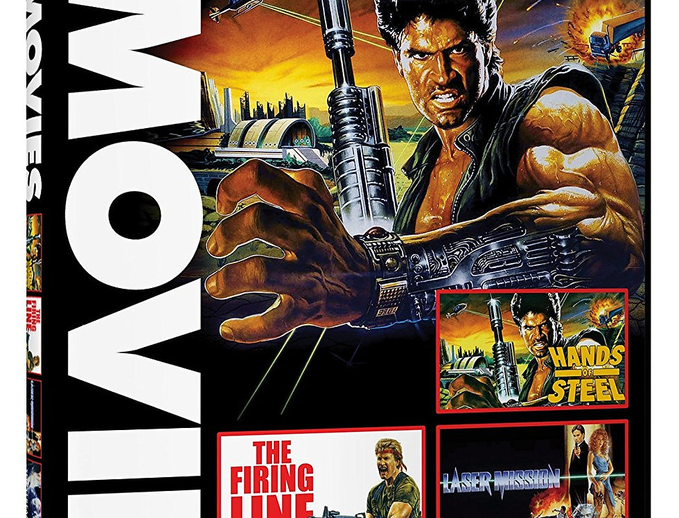 Sci-Fi Cinema:5 Movies (Dvd)