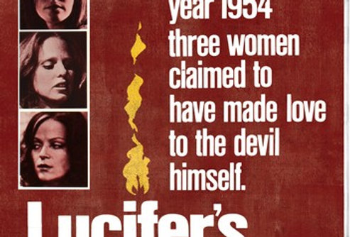 Lucifer's Women / Doctor Dracula  (Slipcover)