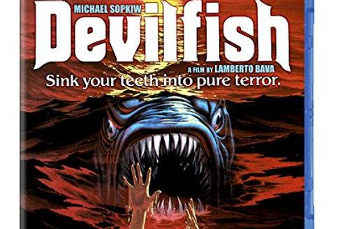 Monster Shark (1984) Aka Devilfish (Code Red)