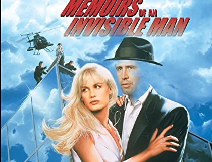 Memoirs of an Invisible Man [Dvd-R   MOD]
