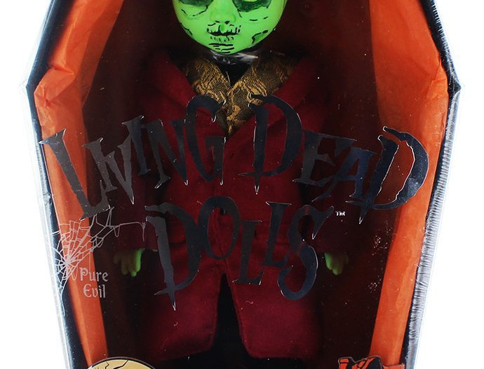 LIVING DEAD DOLL SER 32 ERNEST LEE ROTTON