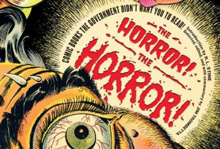 The Horror ! The Horror !