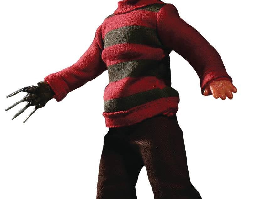 Living Dead Doll Nightmare On Elm ST. FREDDY KRUEGER Doll W/Sound