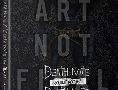 Death Note Live Action Movies: Movies One & Two
