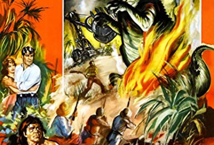 Dinosaurus (1960) (K1) (Dvd)