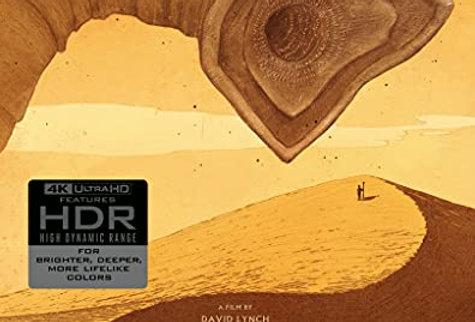 Dune Blu-Ray (Limited Edition Arrow US) (Blu-Ray)