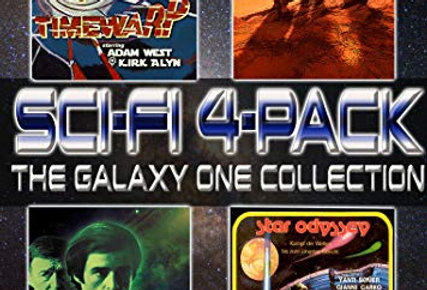 Sci-Fi 4-Pack: The Galaxy 1 Collection (VCI) (Dvd)