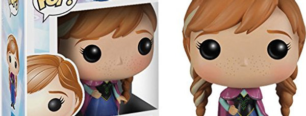 FUNKO POP Disney Frozen Anna 81 Vinyl Figure - NEW