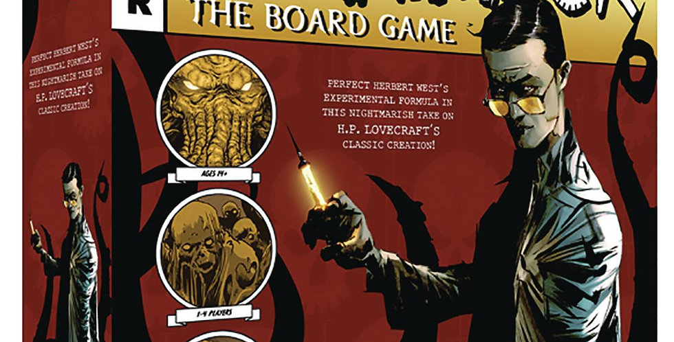 RE-ANIMATOR BOARD GAME