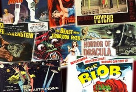 Coming Attractions - Horror, Volume 1: 48 Horror and Sci-Fi Trailers