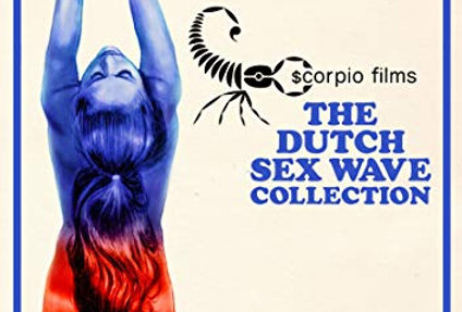 Scorpio Films: The Dutch Sex Wave Collection (Cult Epics 4 Blu-Ray Collectio