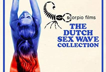 Scorpio Films: The Dutch Sex Wave Collection (Cult Epics 4 Dvd Collection