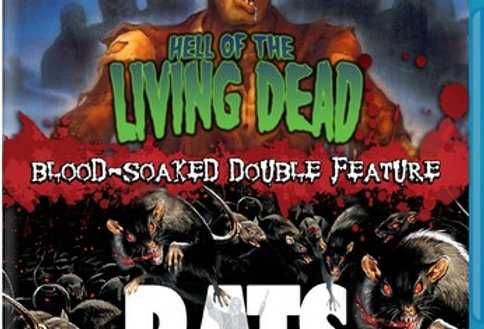 Hell Of The Living Dead / Rats - Night Of Terror