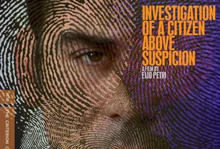 Investigation of a Citizen Above Suspicion (Criterion) (Blu-Ray)