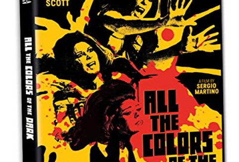 All the Colors of the Dark (Severin) (Dvd)