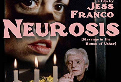 Neurosis (aka Revenge in the House of Usher) [1985] (Redemption) (BluRay)