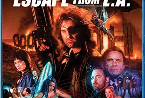 Escape from LA (Scream Factory) (Blu-Ray)