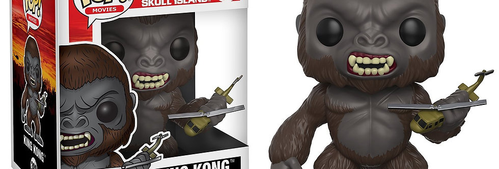 POP Movies: King Kong Toy Figure