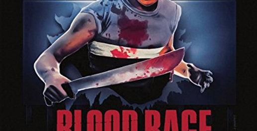Blood Rage BluRay with SLIPCOVER RARE !