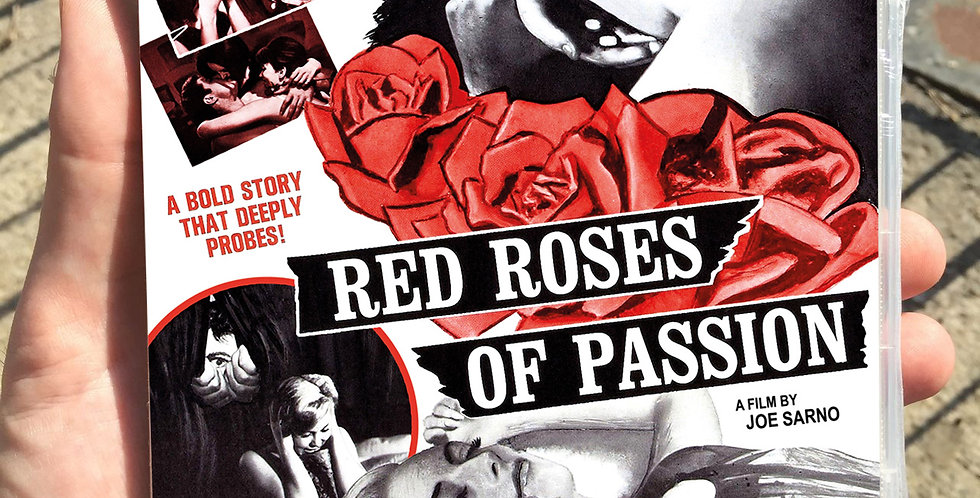 Red Roses of Passion (Blu-Ray)